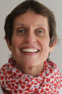 Kontakt Monika Geray, Pastorin der Tabita-Kirchengemeinde Hamburg